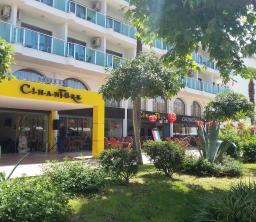 Cihantürk Hotel