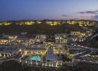 Kayakapı Premium Caves Cappadocia