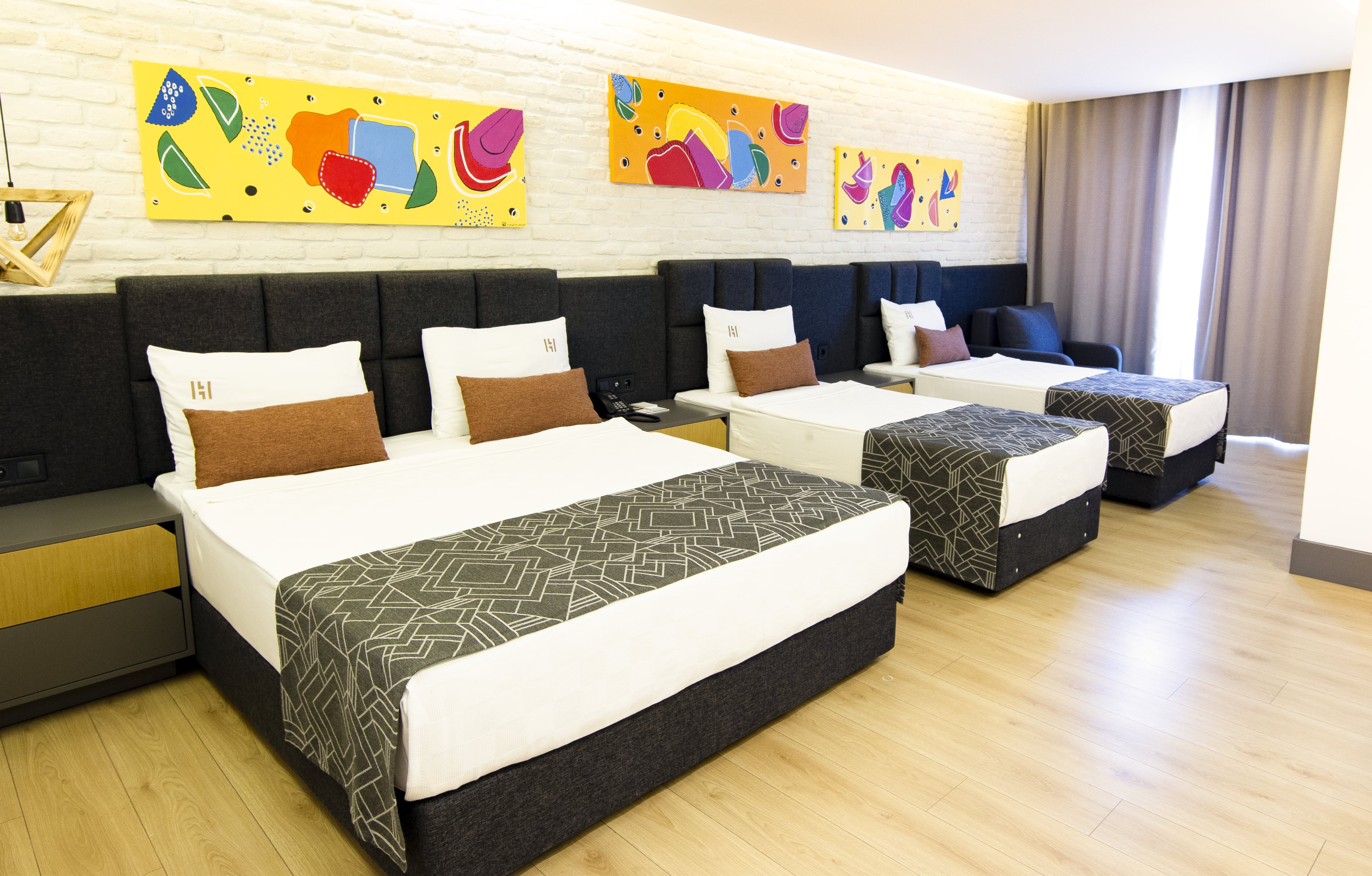 Double - Single Room