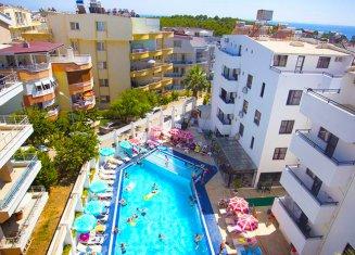 Tuntaş Suites Altınkum Hotel