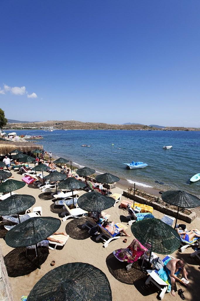 Havuz - Plaj