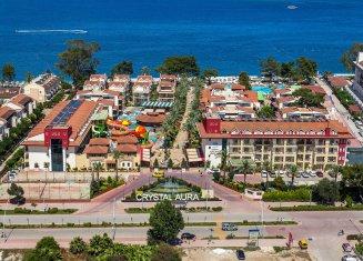 Crystal Aura Beach Resort Spa