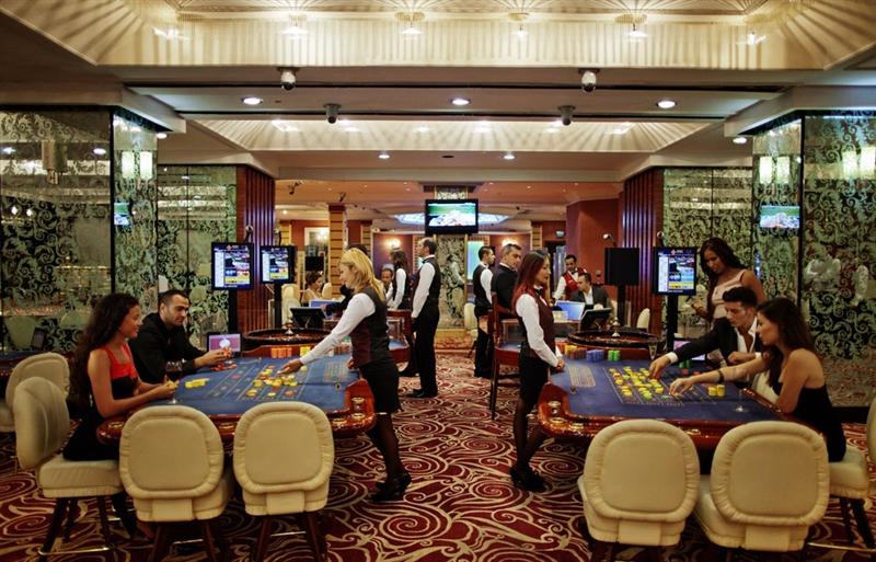 Merit Crystal Cove Hotel Casino Spa