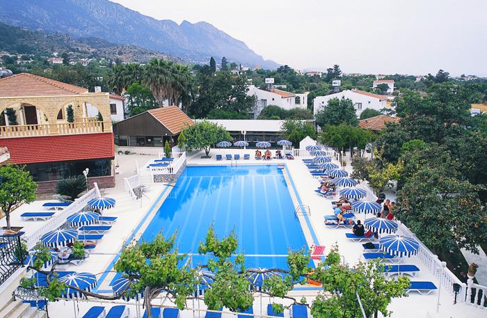 Riverside Garden Resort Hotel